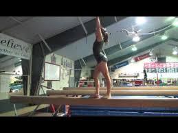 Usag Level 4 Floor Routine 2015 by Usag Level 2 Gymnastics Beam Routine Youtube New Routines