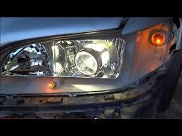 how to retrofit a headlight 1998 2002 honda accord 6th diy