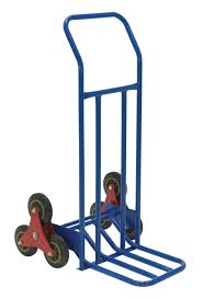 Vestil Steel Stair Hand Truck In Amusing 3 Wheel Stair Climbing Hand ...