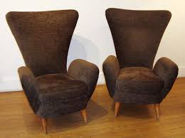 Italian Brown Velvet & Oak Armchairs, 1950s, Set Of 2 For Sale At ... Vintage Oak Armchairs By Borge Mogsen For Fredericia Set Of 6 Unique Pair Vienna Arts And Crafts Movement For William Iv Gothic C 1835 England From Bas Van Pelt 1930s 2 Sale At Pamono Forest Ldon Danish Soro Stolefabrik 1960s Guillerme Chambron Votre Maison On Viyet Designer Fniture Seating Brownstone Ibizia Sepia Armchair Jack Der Molen Vans Mid