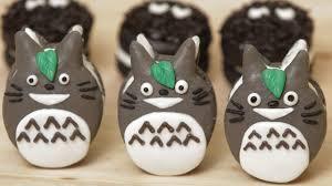 Nerdy Nummies Halloween Special by Totoro Macaroon Cookies Nerdy Nummies Via Youtube Recipes