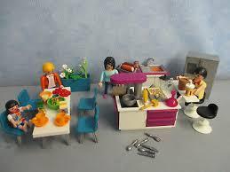5582 designer küche esszimmer 5574 luxus villa luxusvilla playmobil 4575