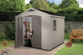 Keter Manor Plastic Shed 4 X 6 by Garden Shed Plastic Outdoor