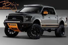 These Beefed-Up Ford F-150 Trucks Are Coming To SEMA - Motor Trend Ford Commercial Trucks Near St Louis Mo Bommarito Pickup Truck Wikipedia Turns To Students For The Future Of Truck Design Wired Recalls Include 2018 F150 F650 And F750 Trucks Medium Mcgrath Auto New Volkswagen Kia Dodge Jeep Buick Chevrolet Diesel Offer Capability Efficiency 2016 Sale In Heflin Al Link Telogis Via Sync Connect Jurassic Ram Rebel Trex Vs Raptor Wardsauto Knockout A Black N Blue 2002 F250 73l First Photos New Heavy Iepieleaks Lanham