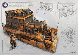 Search And Rescue Truck | UArtsy