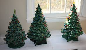 Ceramic Christmas Tree Bulbs And Stars by Green Ceramic Christmas Tree Christmas Ideas