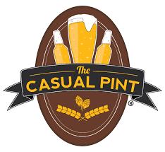 Dogfish Head Pumpkin Ale Calories by The Casual Pint U2013 Fountain City U2013 Tap Wall