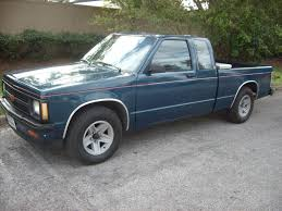 100 Lmc Truck S10 1991 Chevy Steven B LMC Life