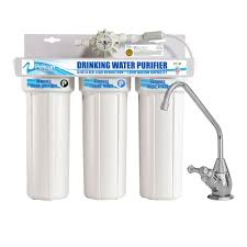 Culligan Faucet Mounted Drinking Water Filter by Drinking Water Filtration Brita Redi Twist 3 Stage Reverse Osmosis