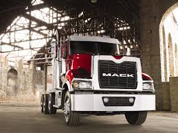 Mack Trucks - Trucks Dispatch Services