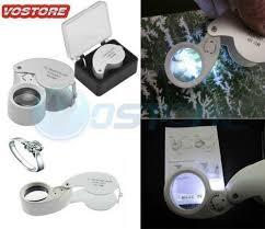 lighted magnifier ebay