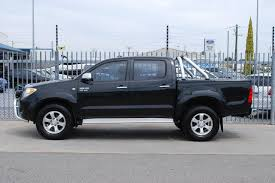 2007 Toyota Hilux SR5 - Sell My Car - Sell My Car, Buy My Car