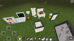 Minecraft Pocket Edition Furniture Mod Apk Best Furniture 2017