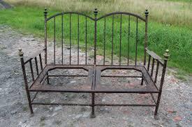 canapé en fer forgé 19ème siècle espagne sofas fauteuils