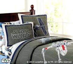 star wars x wing tie fighter quilted bedding star wars duvet cover