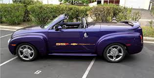 100 Ssr Truck For Sale 2004 Purple SSR 4 Chevy SSR Um