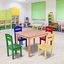 US $99.99 |Goplus Kids 5 Piece Table Chair Set Pine Wood Multicolor  Children Play Room Furniture HW55008 On AliExpress - 11.11_Double  11_Singles' Day Kids Study Table Chairs Details About Kids Table Chair Set Multi Color Toddler Activity Plastic Boys Girls Square Play Goplus 5 Piece Pine Wood Children Room Fniture Natural New Hw55008na Schon Childrens And Enchanting The Whisper Nick Jr Dora The Explorer Storage And Advantages Of Purchasing Wooden Tables Chairs For Buy Latest Sets At Best Price Online In Asunflower With Adjustable Legs As Ding Simple Her Tool Belt Solid Study Desk Chalkboard Game