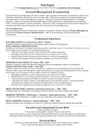 Team Leader Resume Leadership Examples Awesome Supervisor Sample