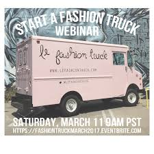 American Mobile Retail Association: March Webinar: Start A Fashion ...