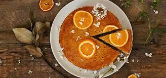 saftiger orangenkuchen