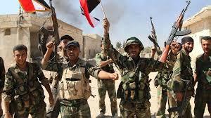 siege army syrian army breaks siege of key air base al arabiya