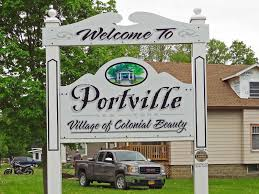 100 Portville Truck Geographically Yours Welcome New York