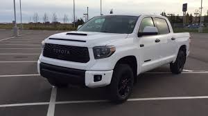 100 Toyota Truck Reviews 2019 Tundra TRD Pro Review YouTube