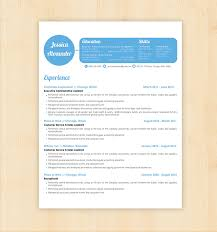 free creative resume templates docx basic resume template 51 free sles exles format