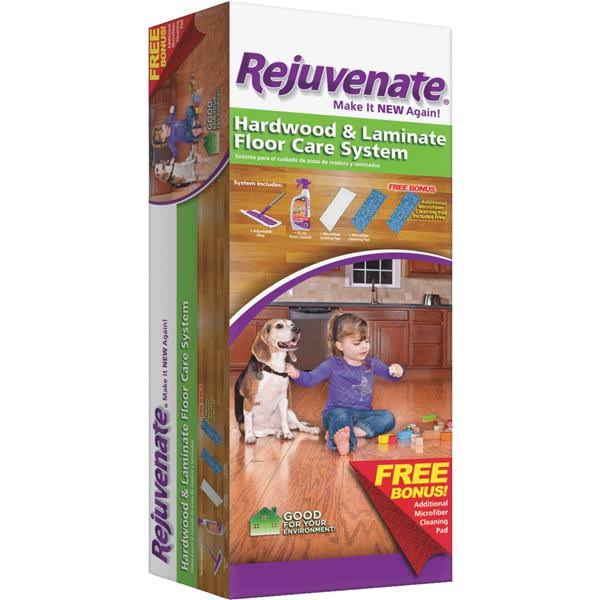Rejuvenate Mop Kit