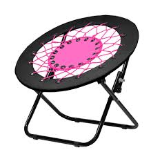 furniture cute pink bungee chair just for your home thai thai