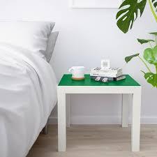lack beistelltisch weiß grün 55x55 cm ikea schweiz