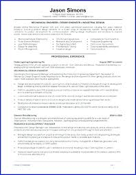 Product Design Engineer Resume Manufacturing Best Solutions Of Unique Sample