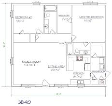 Barndominium Floor Plans 40x50 by Barndominium Cost References In Texas