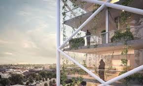 100 Jcb Melbourne JCBdesigned Tower Over Train Tracks Rejected By Tribunal