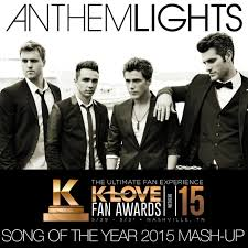 Listen Free to Anthem Lights K LOVE Fan Awards Songs of the