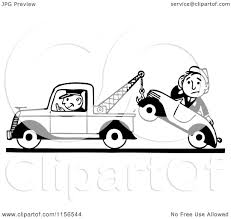 Clipart Of A Black And White Retro Tow Truck Driver And Man In A Car ... Flatbed Truck Clipart Tow Stock Vector Cartoon Tow Truck Png Clipart Download Free Images In Towing A Car Collection Silhouette At Getdrawingscom Free For Personal Use Driver Talking To Woman Clipground Logo Retro Of Blue Toy With Hook On The Tailgate Flatbed Download Best Images Clipartmagcom Drawing Easy Clipartxtras Mechanictowtruckclipart Bald Eagle Image Photo Bigstock