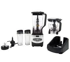 Ninja 1200 Watt 72 Oz Mega Kitchen System With 2 Cups