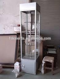 Modern Clothing Shop Vitrine Display Glass Cabinet