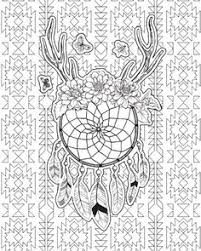 Unwind With Your Very Own Coloring Canvas Print From The