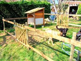 how to build a dog run making the perfect enclosure for your best