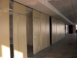 100 Interior Sliding Walls Folding Office Sound Proof Wall Partition Commercial
