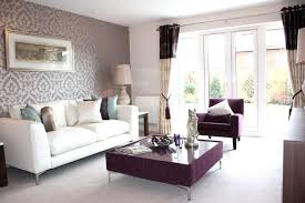 Living Room Feature Wallpaper Ideas