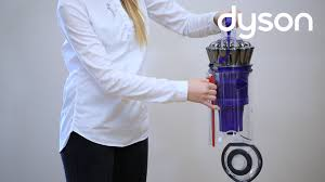 Dyson Dc41 Multi Floor Manual by Dyson Dc41 Dc65 And Dyson Ball Animal Replacing The Clear Bin
