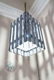 413 best Pallet Lamp & Light images on Pinterest