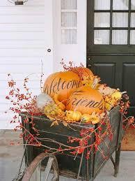 Creative Thanksgiving Outdoor Decoration Ideas