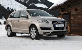 Audi Q7 Reviews Audi Q7 Price s and Specs Car and Driver