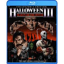 Halloween Iii Season Of The Witch Poster by Scream Factory Prepping Blu Ray Dvd Special Editions Of Halloween