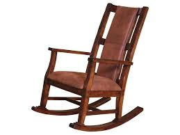 100 Unique Wooden Rocking Chair Santa Fe Traditional Wood Rocker With Upholstered Seat Cushion And Back By Sunny Designs At Walkers Furniture