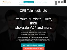 ORB Telemedia Ltd Wholesale VoIP, IPRN, Free DID's - Web Directory Whosale Voip Uscodec Voip Sms Online Buy Best From China Forum Voip Jungle Providers Whosale Sms How To Start Business In 2017 Youtube Create Account Few Minutes And Get Access Whosale Rates Whitepaper Start 2btalk Voip Telecom Linkedin Termination V1 Part 2 Alr Glocal A Wireless Venture Company Sip Trunking 4 Vos3000 Demo Cfiguration By Step