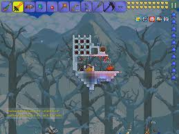 Pumpkin Moon Terraria Farm by Mobile How To Frost Moon Event Terraria Community Forums